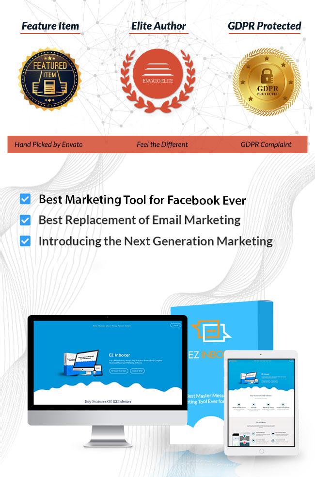 EZ Inboxer - Master Marketing Software for Facebook - 6