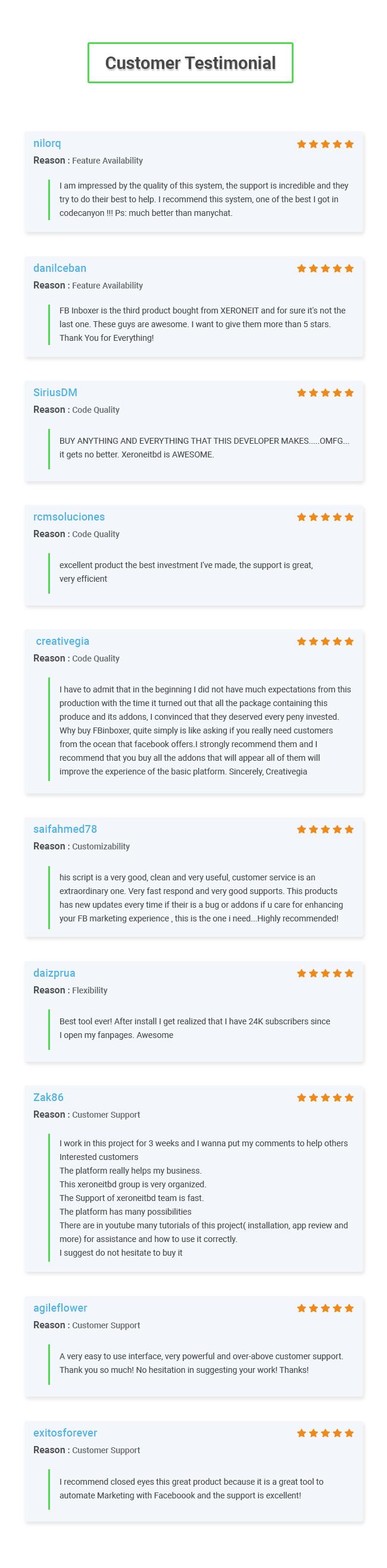 EZ Inboxer - Master Marketing Software for Facebook - 25
