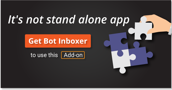 Messenger Bot Settings Export,Import & Tree View - A Bot Inboxer Add-on - 8