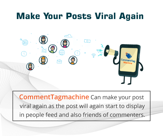 CommentTag Machine - A EZ Inboxer Add-on for tagging post commenters of Facebook Pages - 14