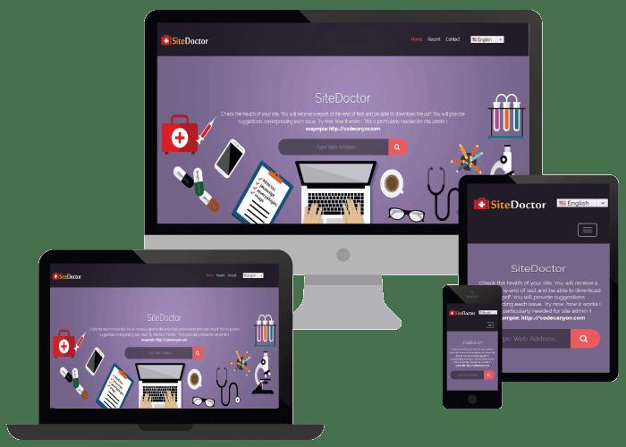 SiteDoctor - Website Health Checker - 8