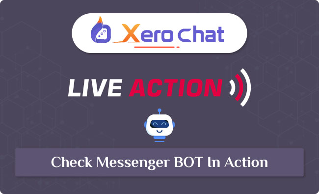 XeroChat - Facebook Chatbot, eCommerce & Social Media Management Tool (SaaS) - 13
