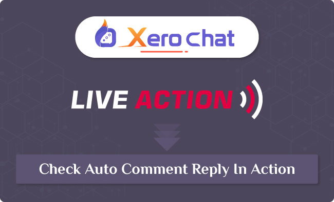 XeroChat - Facebook Chatbot, eCommerce & Social Media Management Tool (SaaS) - 12