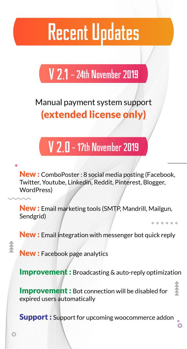 XeroChat - Best Multichannel Marketing Application (White Label) - 9