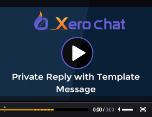 XeroChat - Facebook Chatbot, eCommerce & Social Media Management Tool (SaaS) - 29