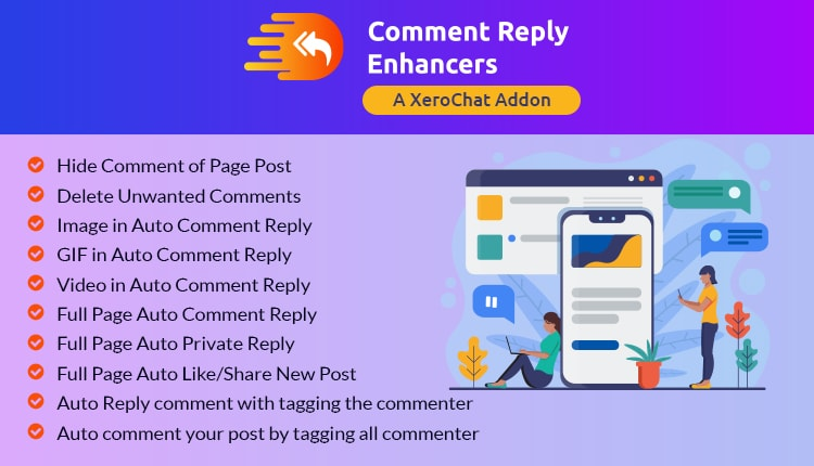 Comment Reply Enhancers : A XeroChat Add-on