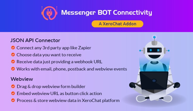 Messenger Bot Connectivity : A XeroChat Add-on