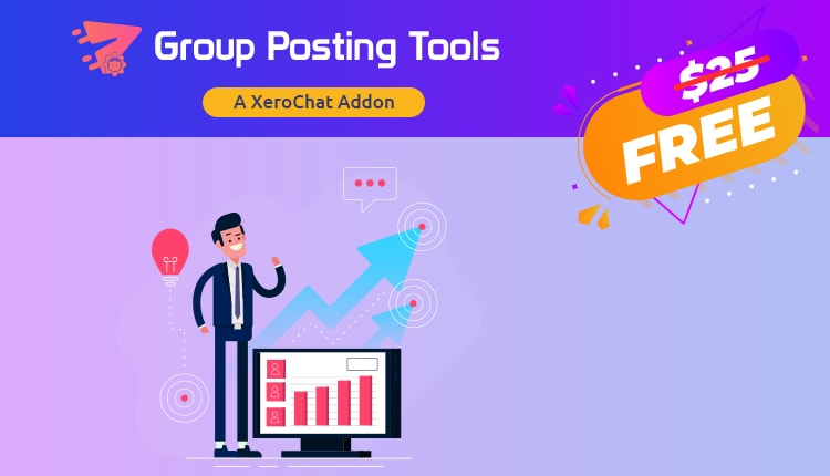 Group Posting Tools : A FREE XeroChat Add-On