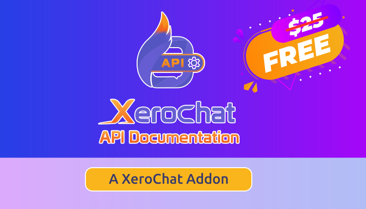 XeroChat's API Documentation