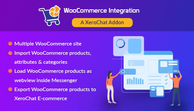 WooCommerce Integration :  A XeroChat Add-on